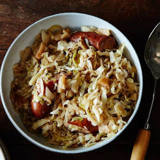 Southern Slow Cooker Choucroute.