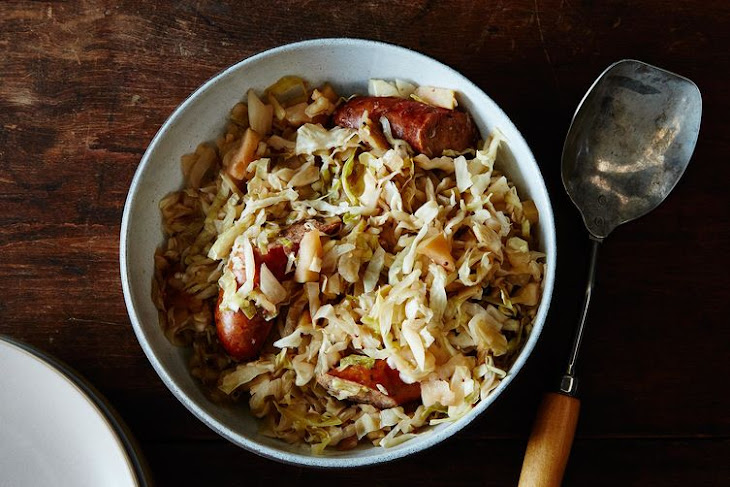 Southern Slow Cooker Choucroute Recipe