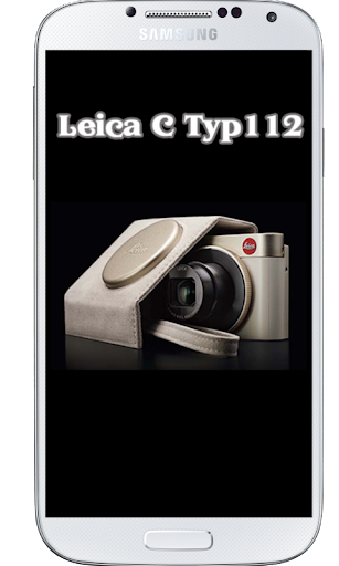 Leicaa C Typ112 Tutorial