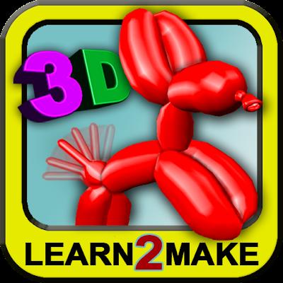 Balloon Animals 3D