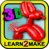 Balloon Animals 3D