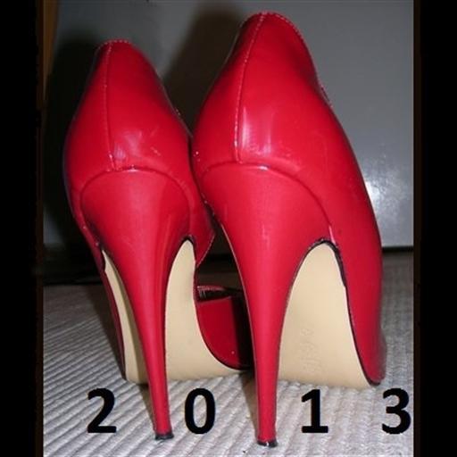 Shoes& Pantyhose Calendar 2013 LOGO-APP點子