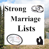 Marriage Improvement Lists