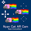 Nyan Cat AR Camera logo