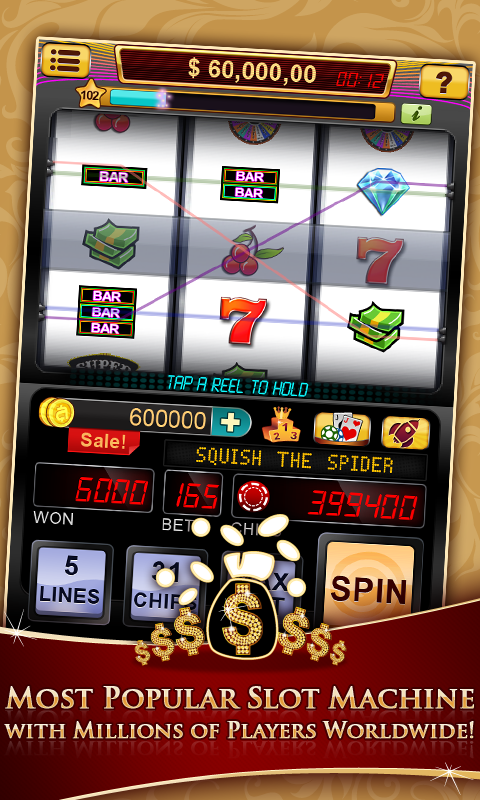 Slot Machine+ Screenshot 0