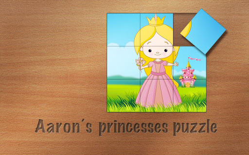 Aaron's Kids Princess Puzzles