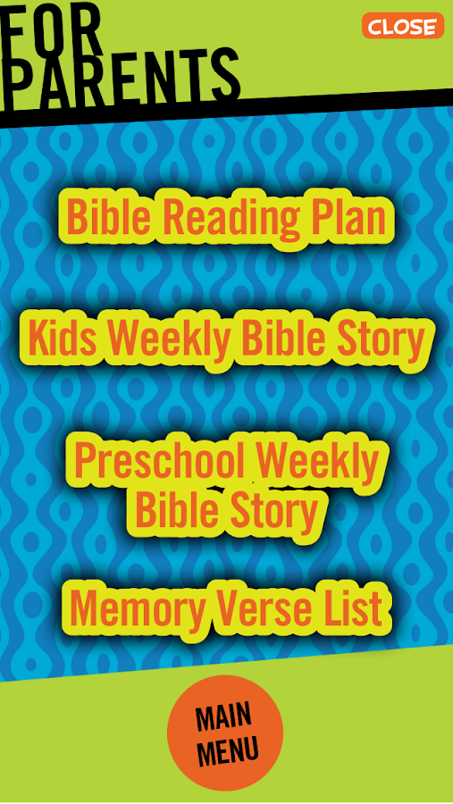 Explore the Bible: Kids- screenshot