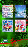Screenshot of New Year Puzzles