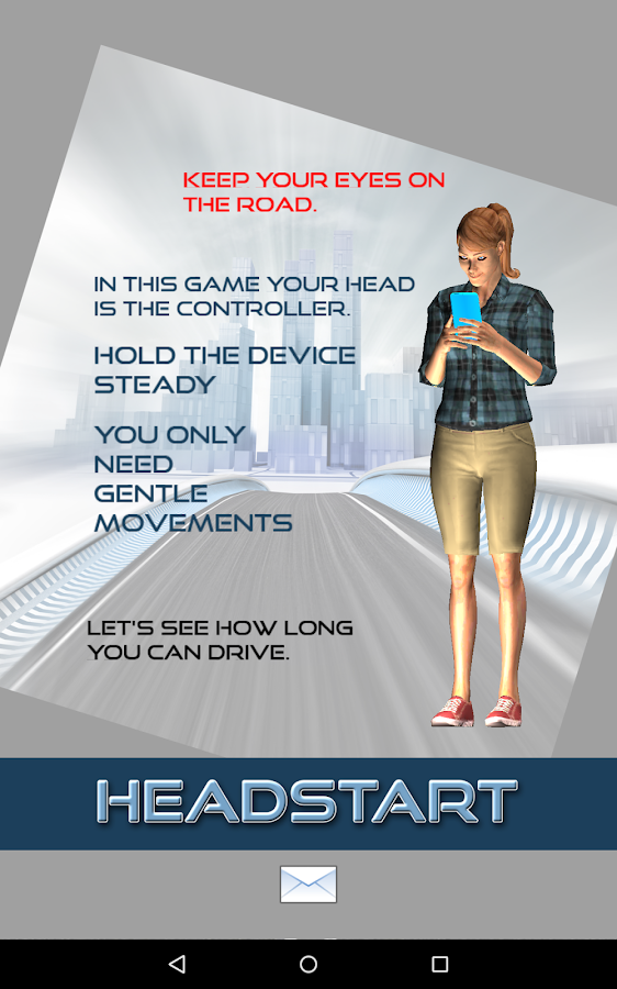 HeadStart- screenshot