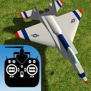 Game RC-AirSim - RC Model Plane Sim APK for Windows Phone