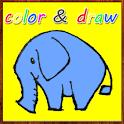 ColoringDrawingAnythingNurie logo