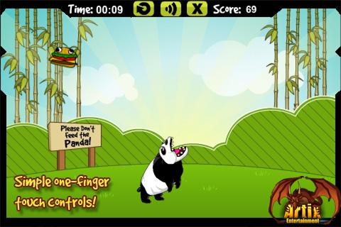 Fat Panda- screenshot