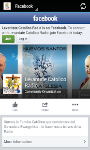 Levantate Catolico- screenshot thumbnail