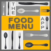 The Food Menu App beta