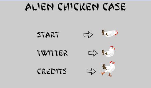 Alien Chicken Chase