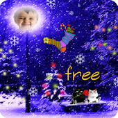 Romantic Christmas LWP Free