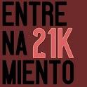 Entrenamiento 21K icon