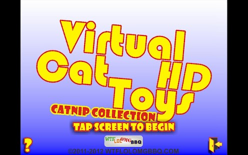Virtual Cat Toys HD- screenshot thumbnail