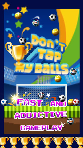 Don't tap my balls - WC 2014