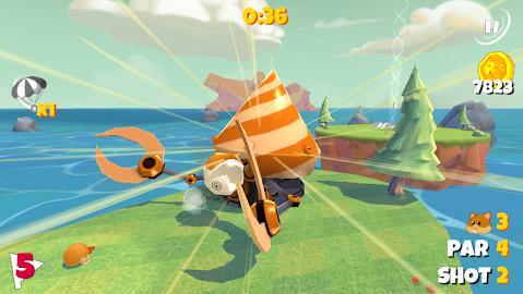 Boom Boom Hamster Golf Screenshot 12