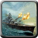 Navy Warship 3D Battle icon