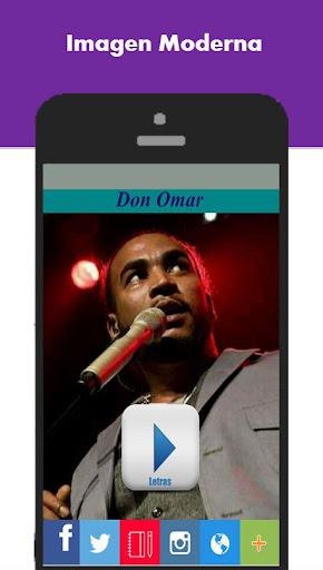 Letras de Don Omar App