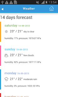 Sydney Guide Hotels Weather - screenshot thumbnail