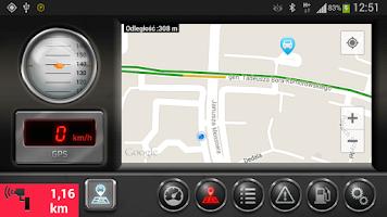 Screenshot of Izzy Drive OBD2 Free