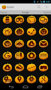 Tha Pumpkin - Icon Pack v4.0