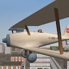 Airplane pilot 3D - flight sim