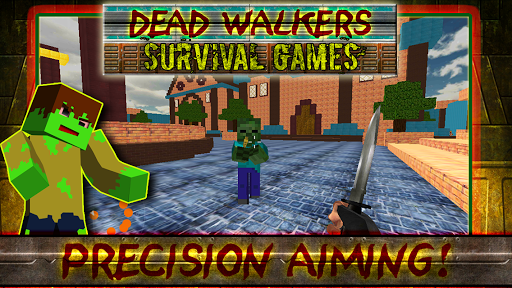 Dead Walkers Survival Games