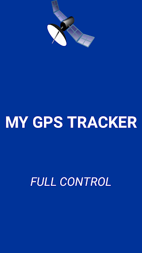 MY GPS TRACKER