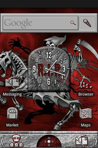 Grim Reaper Theme - screenshot