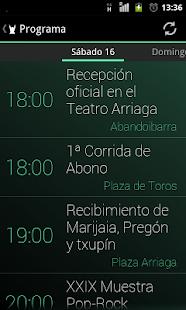 Aste Nagusia Bilbao - screenshot thumbnail