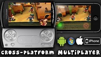 Screenshot of Guerrilla Bob for Xperia PLAY