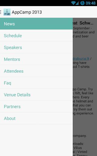 App Camp 2013