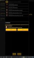 Screenshot of Symantec Mobile Security Agent