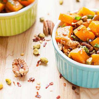 Nutty Butter Squash Bake.