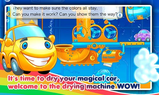 Rainbow Cars! Kids Colors Game - screenshot thumbnail