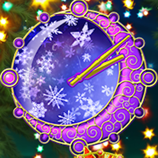 Christmas Clock deluxe