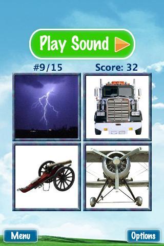 Sound Guess- screenshot