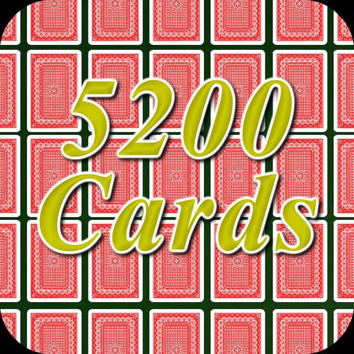 紙牌必備App Concentration 5200 LOGO-綠色工廠好玩App