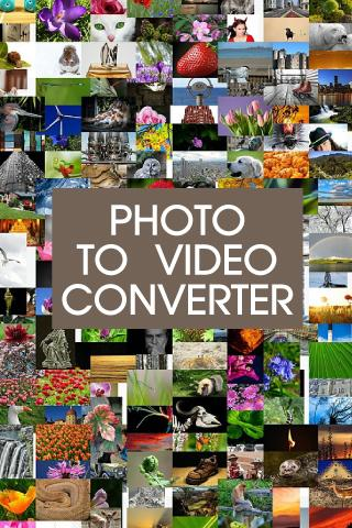 Photo to Video Converter