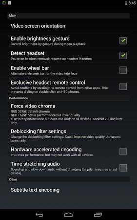 Video Player 1.7.8 screenshot 66829