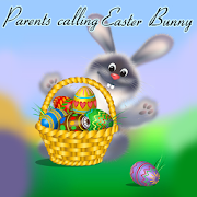 Parents Calling Easter Bunny 1.0 Icon