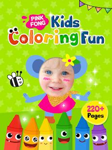 kids coloring fun screenshot thumbnail - Kids Coloring App