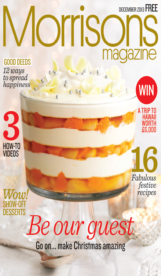 Morrisons Magazine for  phone - screenshot