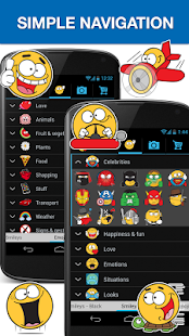 Emojidom Smiley & Emoji - screenshot thumbnail