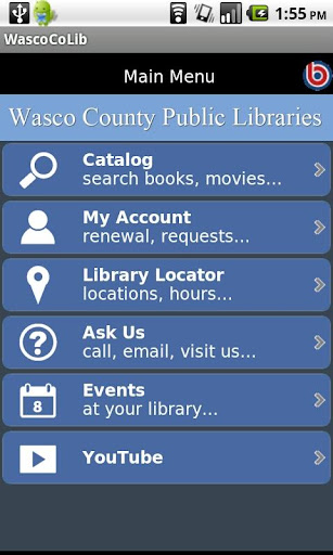 Wasco Co. Library District