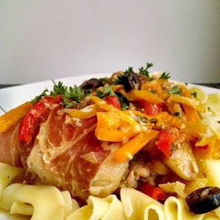 Roman Style Braised Chicken Thighs